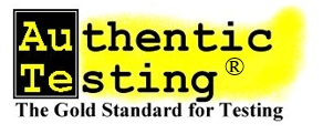 Authentic Testing Logo